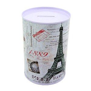 Cofrinho Decorativo Torre Eiffel EY-66
