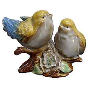Enfeite Casal de Pássaros GC-09 A