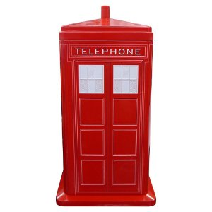 Enfeite Cabine de Telefone GC-18