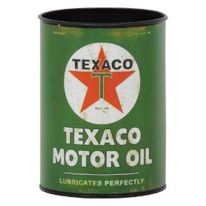 Porta Caneta Texaco Motor Oil GC-56