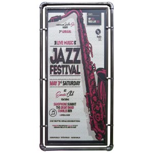 Placa Jazz GC-66