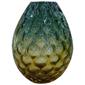 Vaso Abacaxi de Vidro GC-80