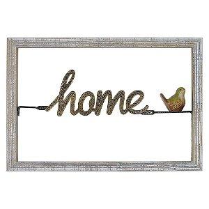 Quadro Pássaro Home GD-02 A
