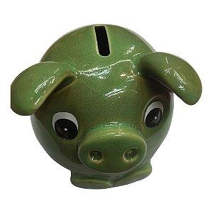 Cofre Porco Verde HC-27 A