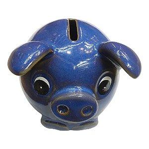 Cofre Porco Azul HC-27 C