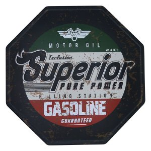 Placa superior gasoline KZ-33