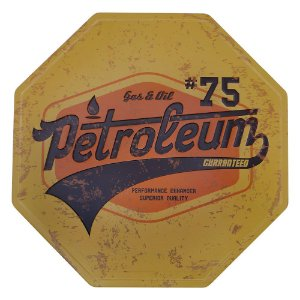 Placa 75 Petroleum KZ-34