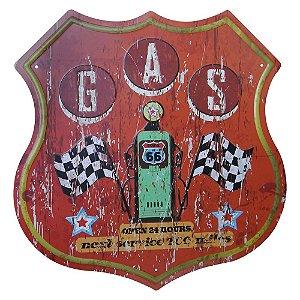 Placa GAS KZ-39