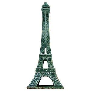 Torre Eiffel Cerâmica Azul LC-70