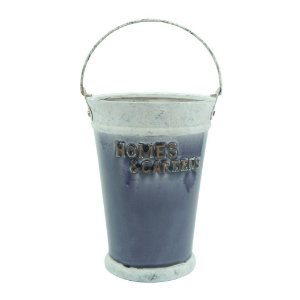 Vaso De Cerâmica Baldinho Grande LJ-56
