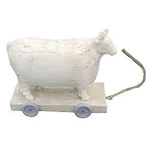 Vaca de Resina Decorativa LM-72