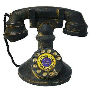 Enfeite Telephone Travel LR-08