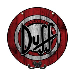 Cabideiro Decorativo Duff LZ-78