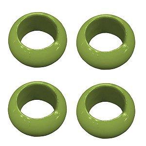 Jogo de Porta Guardanapos Verde c/4 peças MC-28