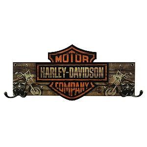 Cabideiro Rústico Harley MH-02