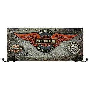 Cabideiro Rústico Harley MH-08