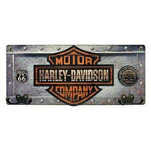 Cabideiro Rústico Harley MH-13