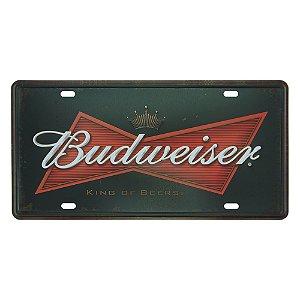 Placa Cerveja America MT-71