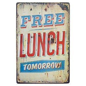 "Placa ""Free Lunch"" MT-88"