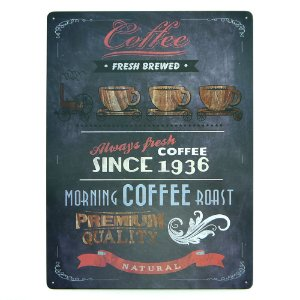 Placa Morning Coffee MT-94
