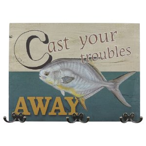 Cabideiro Cast Your Troubles QC-55