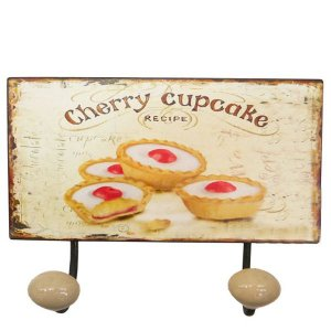 Cabideiros Cherry Cupcake RG-16