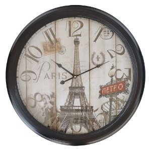 Relógio Torre Eiffel RG-59