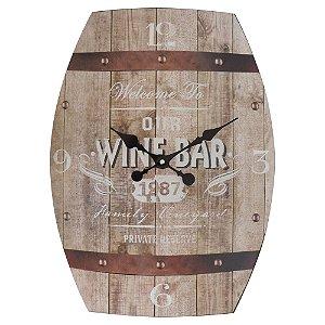 Relógio Wine Bar RG-63