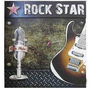 Placa Rock Star RT-23