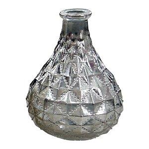 Vaso de Vidro Prata SV-71 D