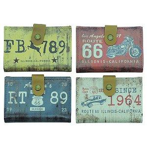 Porta Cartões Route c/4 WA-26