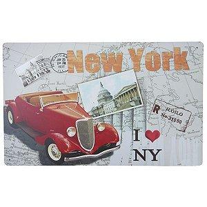 Placa Decorativa New York WW-81