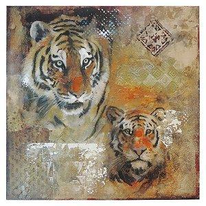 Pintura em Tela Tigre YA-63