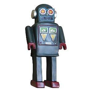 Enfeite Robô Azul YB-45