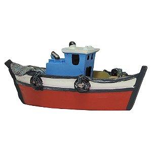 Enfeite Navio Pequeno ZZ-19