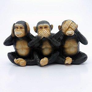 Enfeite Macacos Sentados AX-96