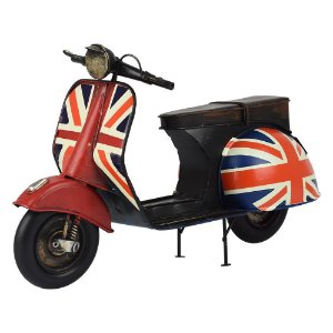 Lambreta London em Metal CM-65