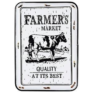 Placa Farmer's Market YC-91