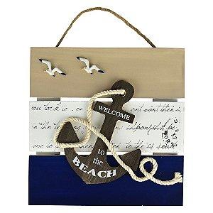 Quadro Âncora Beach YD-27