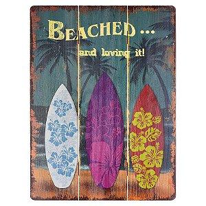 Quadro Beach Prancha YF-09