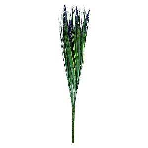 Flor Artificial de Alfazema Roxa HC-44 A