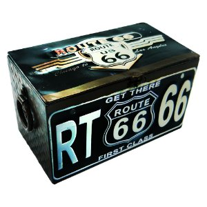 Caixa RT66 em Metal RT-64 B