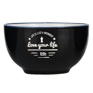 Bowl Your Life Preto YG-37 A