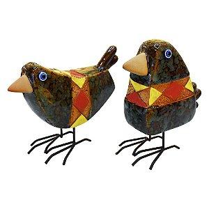 Jogo de Pássaros Geométricos YG-41