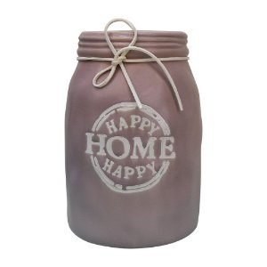 Vaso Happy Home Rosa YG-86 A