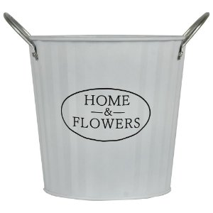 Vaso Branco Home & Flowers YH-67 B