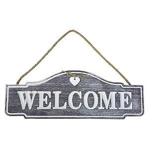 Placa Welcome YI-59