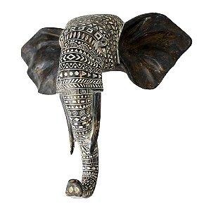 Enfeite Elefante Maori YJ-60