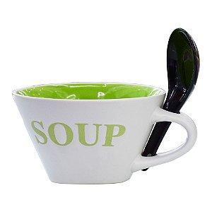 Bowl Spoon Verde YK-67 A