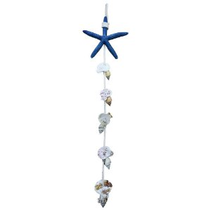 Penca Estrela Azul Escuro em Resina CY-56 A